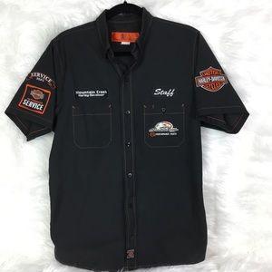 Harley-Davidson Staff Top short sleeve